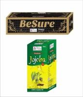 Besure Jojoba Oil With Face Tissue (Set Of 2)