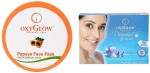Oxyglow Combos and Kits Oxyglow Papaya Face Pack & Diamond Facial Kit