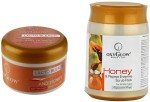 Oxyglow Combos and Kits Oxyglow Lacto Bleach & Honey & Papaya Enzyme Scrub Pack
