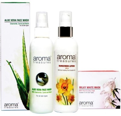 Aroma Treasures Combos and Kits Aroma Treasures Sunburn't & Sun protect combo