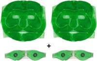 Fashion Deck 2 Aloe Vera Gel Face And Eye Masks (Set Of 4)