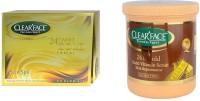 Clear Face 24 Carat Gold Facial Kit With 24 K Multi Vitamin Scrub Skin Rejuvenator (Set Of 2)