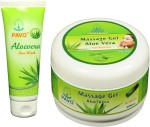 Pavo Combos and Kits Pavo Aloe Vera Face Wash & Massage Gel