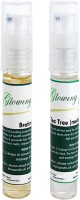 Glowing Buzz Combo Of 1 Brahmi Essential Oil And 1 Tea Tree Essential Oil (Set Of 2)