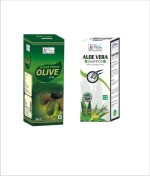 Besure Combos and Kits Besure Extra Virgin Olive Oil with Aloe Vera Shampoo