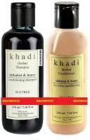 Khadi Shikakai & Honey Combo (SLS & Paraben Free) (Set Of 2)