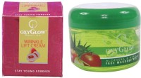 Oxyglow Wrinkle Lift Cream & Aleo Vera & Apple Face Massage Gel (Set Of 2)