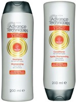 Avon Advance Techniques Anti-Hair Fall Shampoo & Conditioner (200 Ml Each) (Set Of 2)
