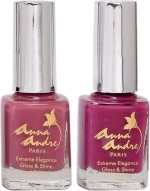 Anna Andre Paris Combos and Kits Anna Andre Paris Nail Polish Pink Royale Duo Set