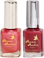 Anna Andre Paris Combos and Kits Anna Andre Paris Nail Polish Pink Angel Duo Set