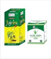 Besure Besure Jojoba Oil With Aloe Vera Skin Gel (Set Of 2)