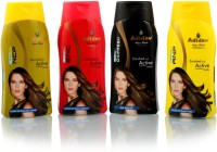 Adidev Herbals Adidev Herbals Summer Care Shampoo Combo Kit (Set Of 4) (Set Of 4)