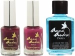 Anna Andre Paris Combos and Kits Anna Andre Paris Nail Polish Purple Crush Duo Set & Nail Polish Remover