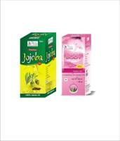 Besure Jojoba Oil With Aloe Vera Body Wash (Set Of 2)