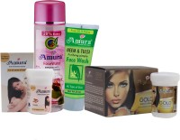 Amura Colour Cosmetics Face Care Combo (Set Of 4)