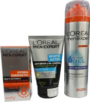 Loreal Men Expert Combo (Set Of 3)
