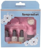 Konad Sponge Nail Art Set (Set Of 11)