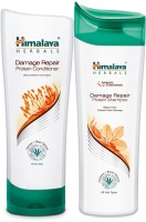 Himalaya Herbals Damage Repair Protein: Shampoo & Conditioner (Set Of 2)