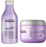 LOREAL Combos and Kits LOREAL PROFESSIONNEL LISS SHAMPOO AND CONDITIONER