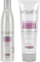 Brillare Science Hair Fall Control Shampoo & Intenso Creme Combo (Set Of)