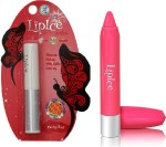 LipIce Combos and Kits LipIce LipIce Color Perky Red and LipIce Crayon Pure Pink