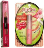 LipIce Makeup Combos LipIce LipIce Gloss Pearly Pink and LipIce Sheer Color Strawberry