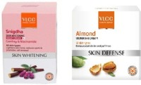 VLCC Eye Cream And Snigdha Night Cream 2 (Set Of 2)