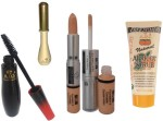 ADS Combos and Kits ADS Eye liner / Mascara / Scrub / Foundation & Concealer Double Action