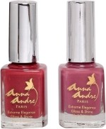 Anna Andre Paris Combos and Kits Anna Andre Paris Nail Polish Pink Dreams Duo Set