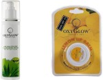Oxyglow Combos and Kits Oxyglow Aleo Vera & Citrus Deep Cleansing Milk & Lip Balm