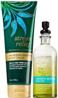 Bath & Body Works Eucalyptus Spearmint Stress Relief (Set Of 2)