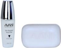 Avani Mineral Salt Soap And Skin Renewal Facial Peel (Set Of 2)