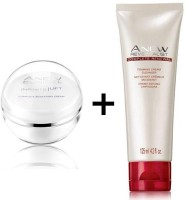 Avon Anew Clinical Infinite Lift Complete Sculpting Cream (30 Gm) + Reversalist Renewal Foaming Cleanser (125 Ml) (Set Of 2)