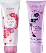 Oriflame Combos and Kits Oriflame Hand Cream Foot Cream