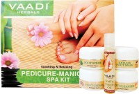 Vaadi Soothing & Relaxing Pedicure-Manicure Spa Kit (Set Of 5)