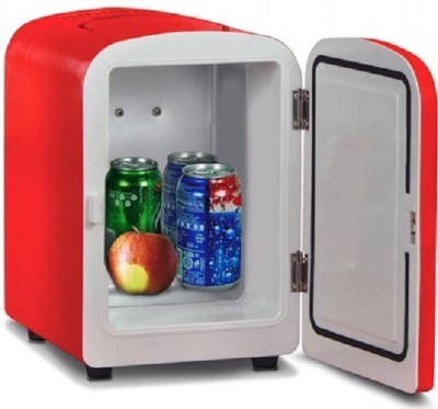 Vox Mini refrigerator Thermoelectric portable Cooler and Warmer 4 Car Refrigerator