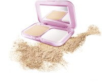 Maybeline New York Clear Glow All In One Fairness Compact Powder Compact (Nude Beige)