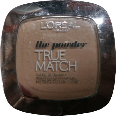 Buy Loreal Paris True Match Powder Compact: Compact