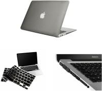 Pindia Grey Matte Finish Apple Macbook Pro 13 13.3