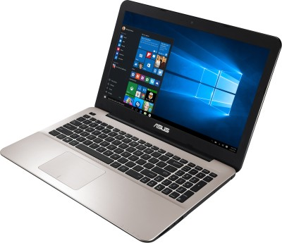 Asus A555LF-XX262T 90NB08H1-M04040 Core i3 (5th Gen) - (8 GB DDR3/1 TB HDD/Windows 10/2 GB Graphics) Notebook (15.6 inch, Glossy Dark Brown)