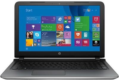 HP Pavilion 15-ab584TX Intel Core i7 (6th Gen) - (16 GB/2 TB HDD/Windows 10/4 GB Graphics) Notebook W0H96PA#ACJ (15.6 inch, Silver, 2.29 kg)