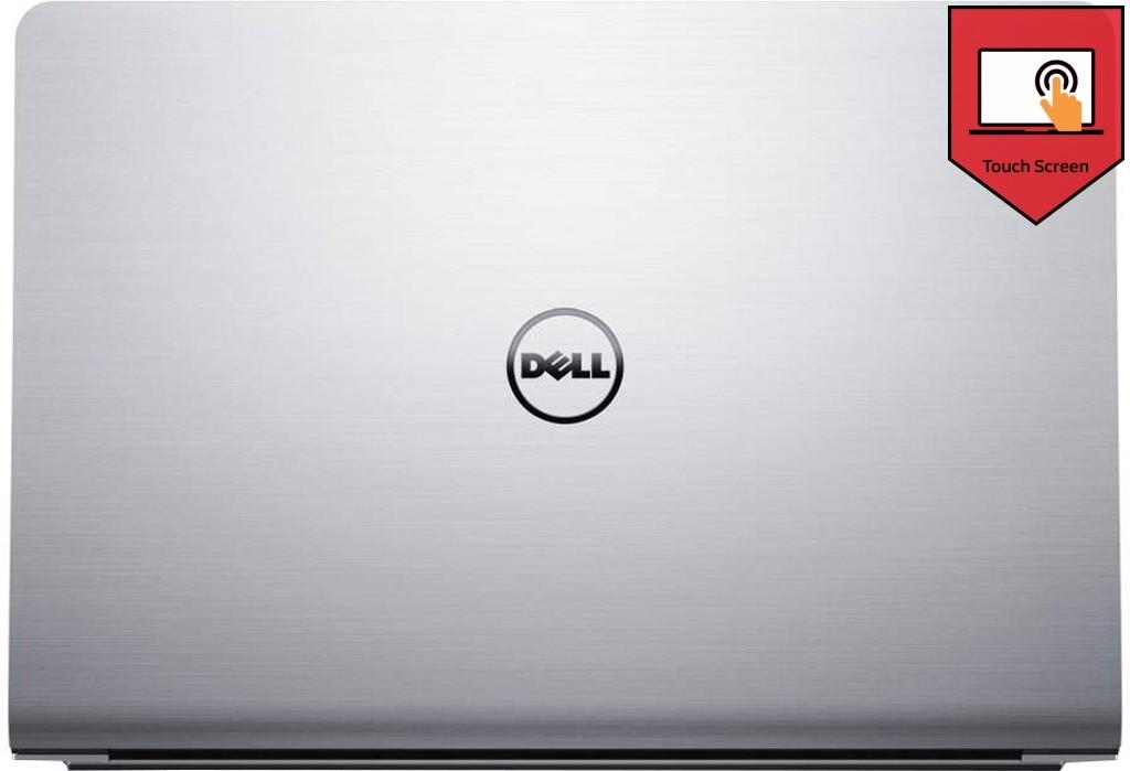 Dell Inspiron 5547 Notebook (4th Gen Ci5/ 4GB/ 500GB/ Win8.1/ 2GB Graph/ Touch)