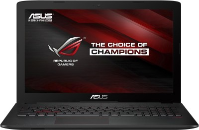 Asus ROG GL552VX-DM261T Intel Core i7 (6th Gen) - (8 GB/1 TB HDD/Windows 10/2 GB Graphics) Notebook 90NB0AW1-M03150 (15.6 inch, Black, 2.59 kg)