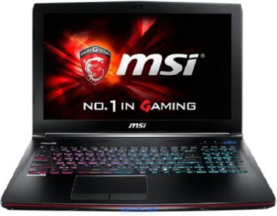 MSI Apache Pro GE62 6QF Laptop