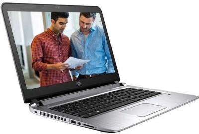 HP ProBook 440 G3 V3E79PA Intel Core i3 - (4 GB DDR3/500 GB HDD/Windows 10) Notebook (14 inch, Grey)