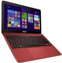Asus EeeBook X205TA (90NL0734-M04080) Netbook (4th Gen Atom Quad Core/ 2GB/ 32GB EMMC/ Windows 8.1) (Red)