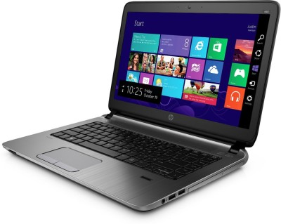 HP G2 Probook 440 T8A16PA Intel Core i3 (5th Gen) - (4 GB DDR3/500 GB HDD/Windows 8 Pro) Notebook (14 inch, Black)