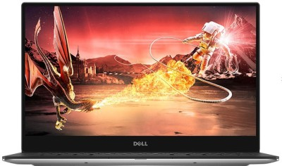 Dell XPS 13 9350 Intel Core i7 (6th Gen) - (8 GB/256 GB SSD/Windows 10) Ultrabook Z560035HIN9 (13.3 inch, SIlver, 1.29 kg)