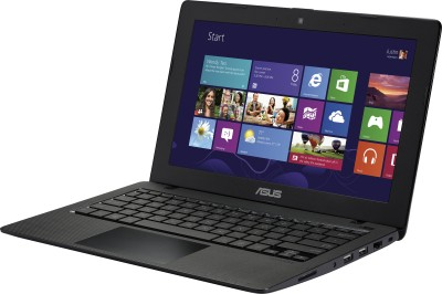 Asus X200MA-KX643D 90NB04U2-M17030 Celeron Dual Core - (2 GB DDR3/500 GB HDD/Free DOS) Netbook (11.6 inch, Black)