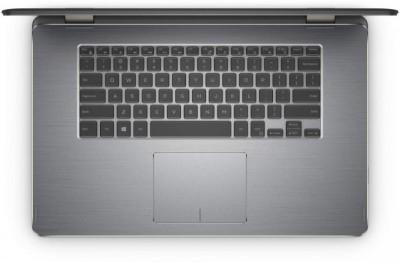 Dell Inspiron 7568 756858500iBT Y564501HIN9B Intel Core i5 (6th Gen) - (8 GB DDR3/500 GB HDD/Windows 10) 2 in 1 Laptop (15.6 inch, Black)